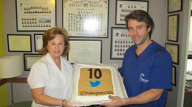 clinica-del-pie-la-malagueta- podologo malaga aniversario