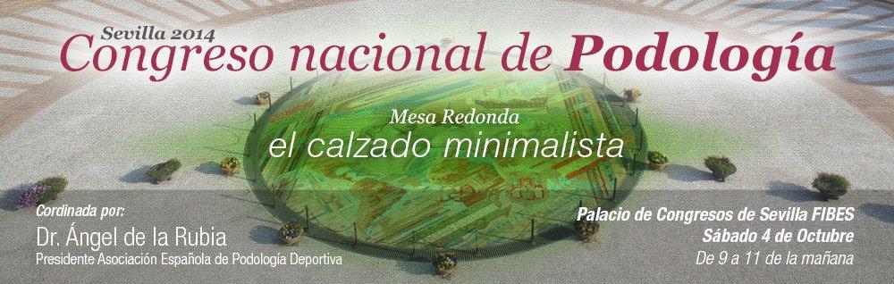 Calzado-Minimalista-Congreso-Podologia - podologo malaga