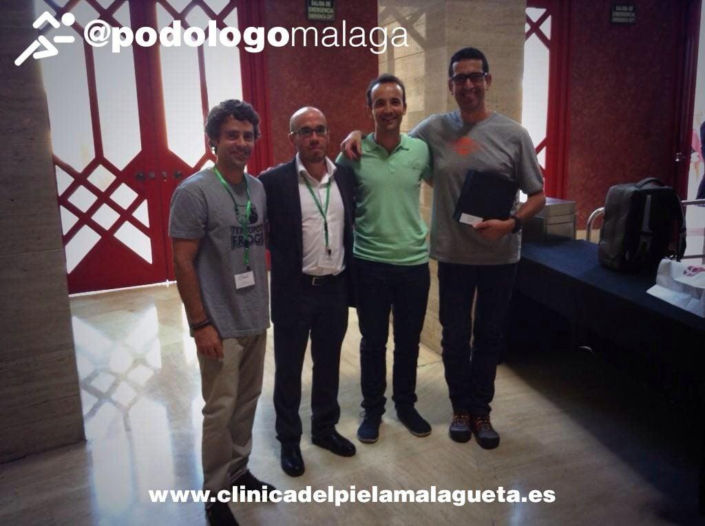 congreso nacional podologia podologo malaga
