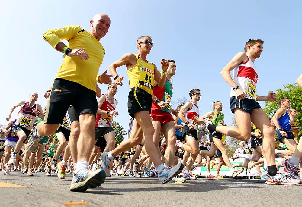 Podologo deportivo en Malaga cuidados pies antes maraton