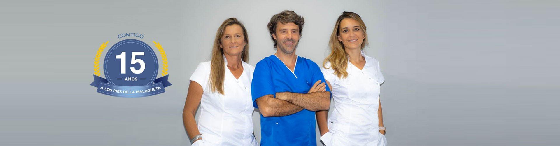 podologos en malaga